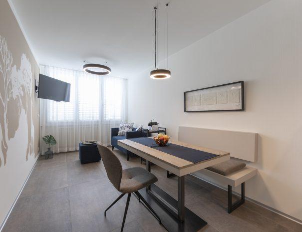Wohnbereich 2-Zimmer Wohnung