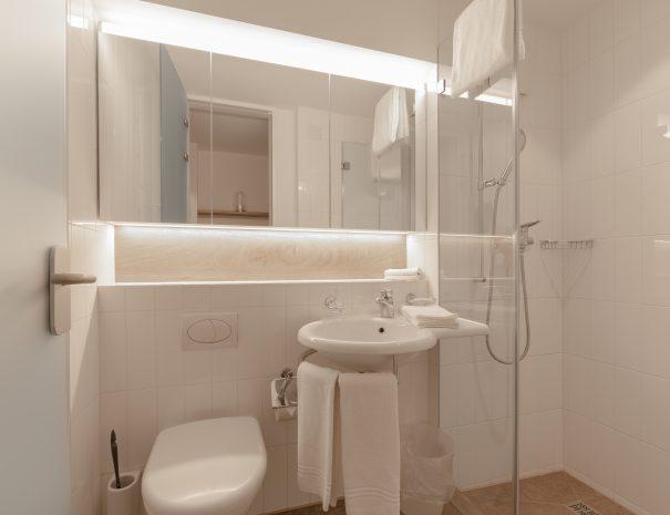 Badezimmer 2- Zimmer Wohnung
